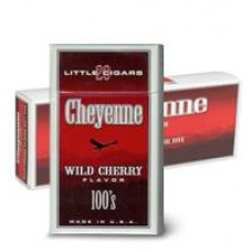 Cheyenne Filtered Cigars 10 Packs of 20 Cigars